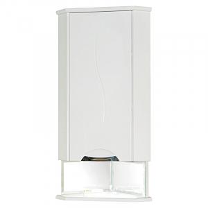 Шкафчик Глория подвесной угловой