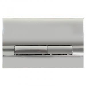 Кнопка Slim & Silent Adria chrome, глянцевая