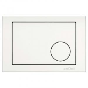 Кнопка Link Коло, біла
