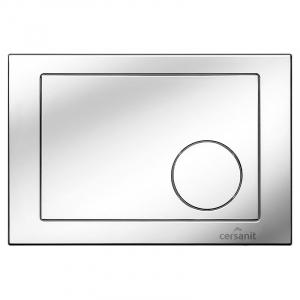 Кнопка Link Коло, хром