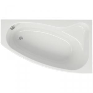 Акриловая ванна Sicilia 150х100 правая
