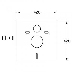 Комплект: Gap + Rapid SL 38721