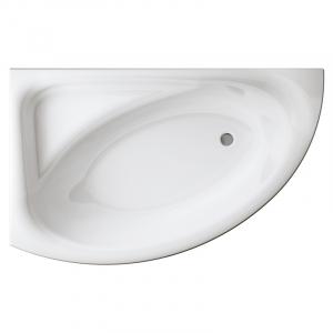Ванна Meza 160x100, ліва