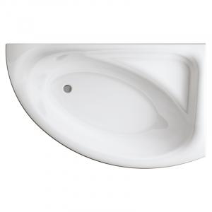 Ванна Meza 160x100, правая