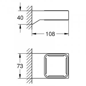 Держатель Selection Cube