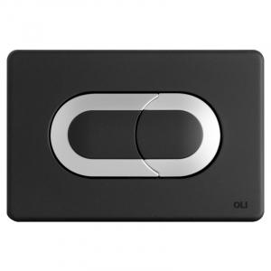 Кнопка Salina, чорна
