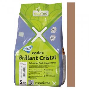 Затирка Brillant Cristal 36/5 гавана