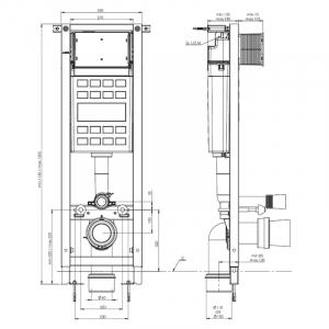 Інсталяційна система Eko Frame