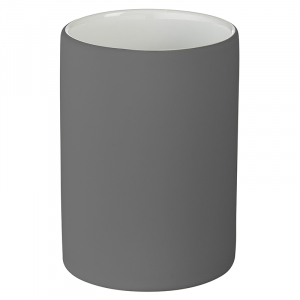 Стакан Elegance серый