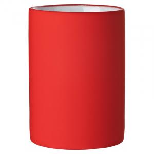 Стакан Elegance червоний