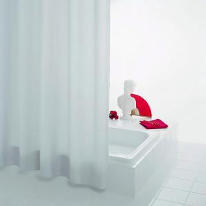 Шторка для ванной Uni перламутровая