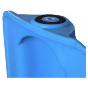 Лавка для ніг Eco синя