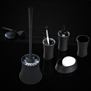 Дозатор Tower для жидкого мыла черный