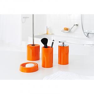 Дозатор Paris для жидкого мыла оранжевый