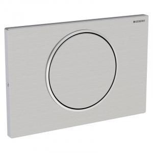 Кнопка Sigma 10 нержавеющая сталь, крепления на винтах