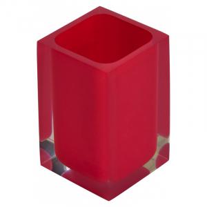Стакан Colours червоний
