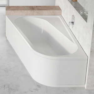 Ванна Chrome 170x105, левая
