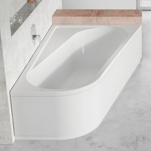 Ванна Chrome 160x105, права