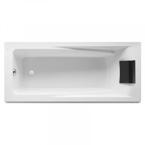 Ванна Hall 170x75 с ножками, подголовником и панелью