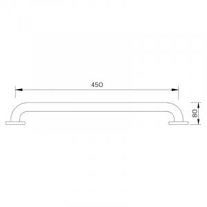 Поручень Lehnen Concept Pro 45
