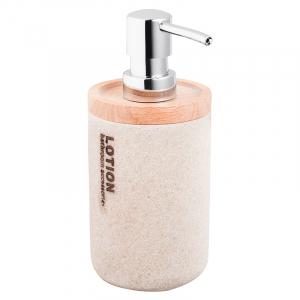 Дозатор для жидкого мыла Dakar бежевый