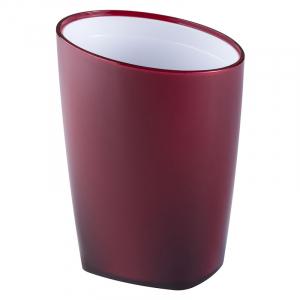 Косметический контейнер Art бордовый