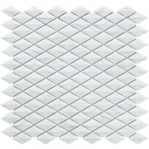 Мозаика CL-MOS DOL-GPD01 White