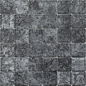 Мозаика T-MOS G04(TX-04) BLACK FOIL (L)