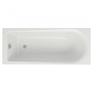 Акриловая ванна Flawia 170x70 с ножками