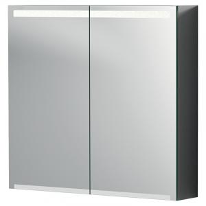 Шафка дзеркальна Option 75