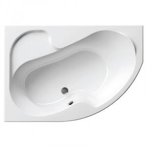 Акриловая ванна Rosa 150х105 левая