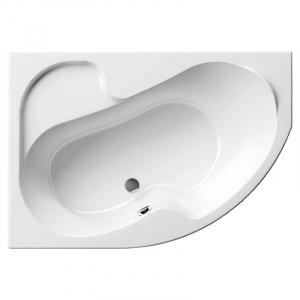 Акриловая ванна Rosa 160х105 левая