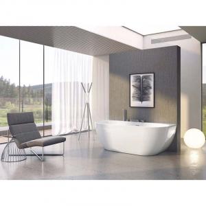 Ванна Freedom W 166x80 отдельностоящая
