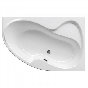 Акрилова ванна Rosa II 170х105 права