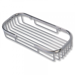 Поличка-корзинка Metalia Wire прямокутна решітка