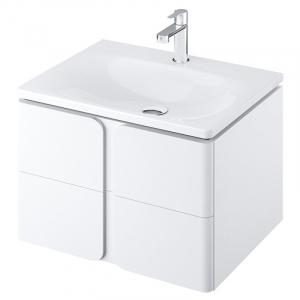 Шафка SD Balance 80 білий/білий