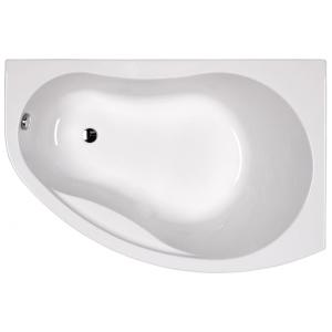Акриловая ванна Promise 150 правая с ножками