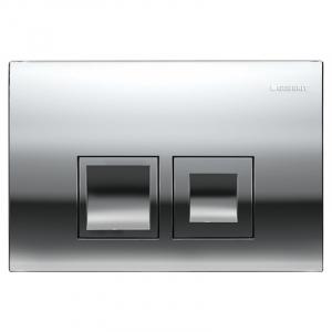 Кнопка Delta 50, хром глянсовий