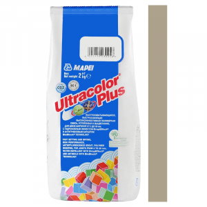 Затирка UltraColor Plus 133/2 ALU песочный