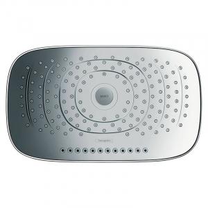 Верхний душ Raindance Select E 300 с держателем