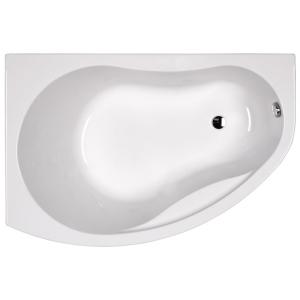 Акриловая ванна Promise 150 левая с ножками