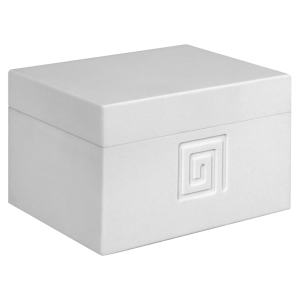 Косметичний контейнер Meander білий