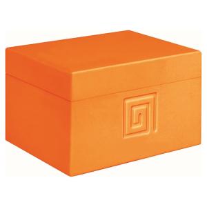 Косметичний контейнер Meander помаранчевий
