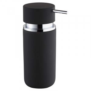 Дозатор для рідкого мила Round чорний