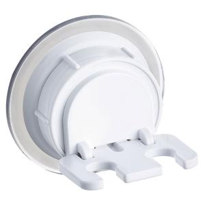 Тримач для двох щіток Eco білий
