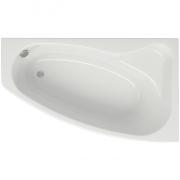 Акриловая ванна Sicilia 160x100 правая