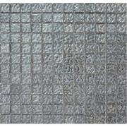 Мозаика рельеф платина моно 940