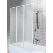 Шторка на ванну Standard 3, белая