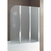 Шторка на ванну Modern 3, правая, хром