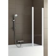 Шторка на ванну Modern 2, белая
